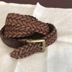 Other - Basket Weave Belt